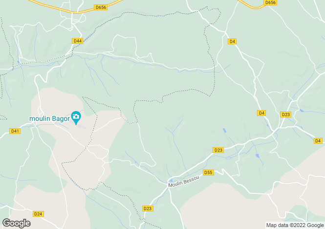 Map for valprionde, Lot, France