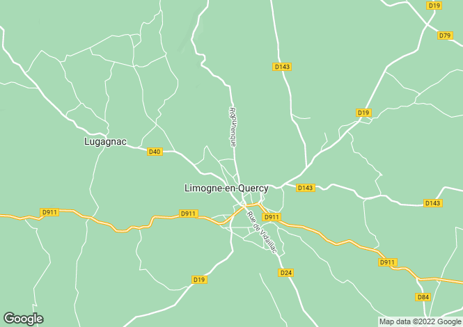 Map for limogne-en-quercy, Lot, France