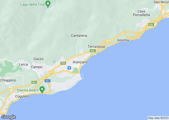 Map for Liguria, Arenzano, Ulteriori Proprietà