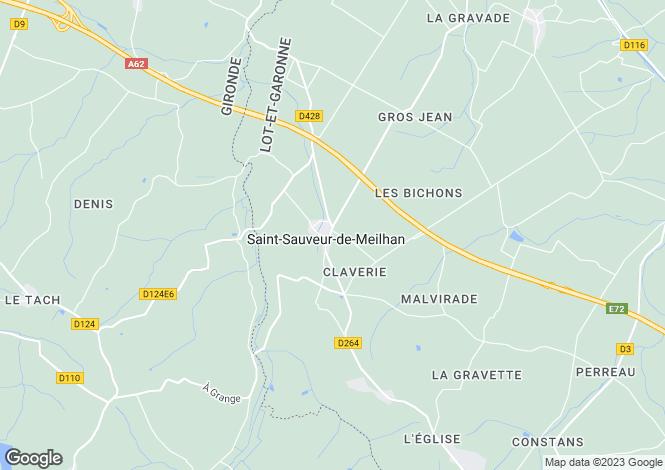 Map for nr-marmande, Lot-et-Garonne, France