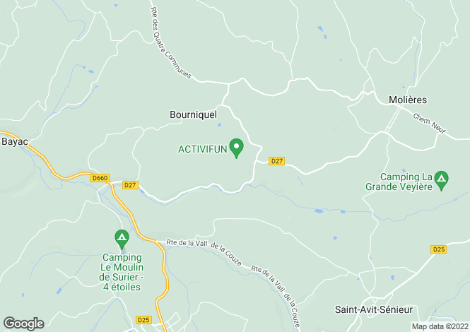 Map for Gageac-Et-Rouillac, Aquitaine, France