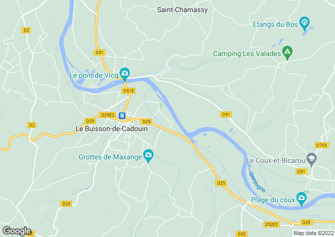 Map for le-buisson-de-cadouin, Dordogne, France