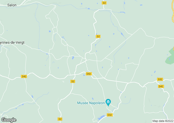 Map for Cendrieux, Aquitaine, 24380, France