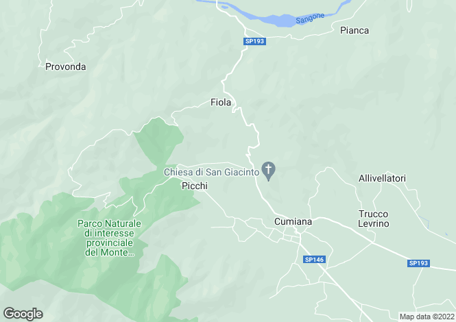 Map for Turin, Turin, Piedmont