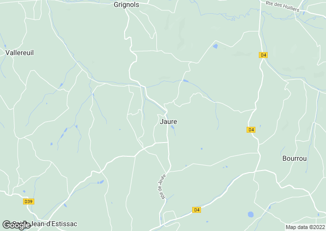 Map for Jaure, Aquitaine, France