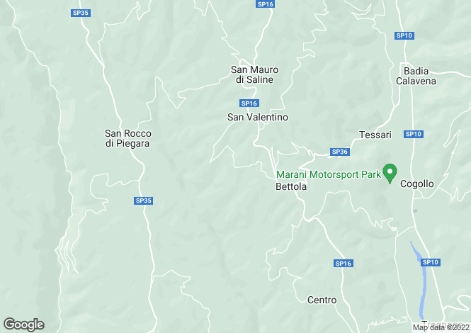 Map for Veneto, San Mauro Di Saline