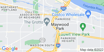 Maywood Park Roof Cleaning map