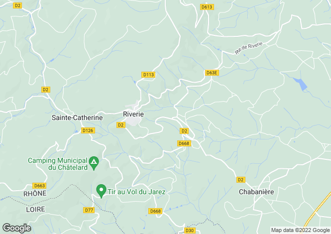 Map for st-didier-sous-riverie, Isère, France