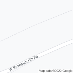 Google Maps - Bozeman Pass - Montana Rail Link in Montana