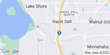 Hazel Dell Pressure Washing map