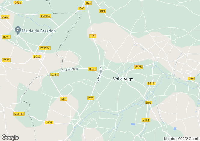 Map for auge-st-medard, Charente, France