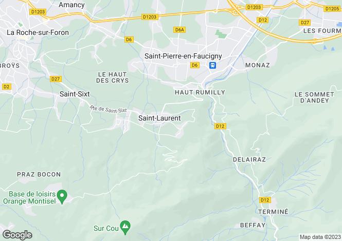 Map for L'isle-En-Dodon, Midi-Pyrenees, 31230, France