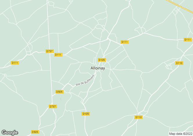 Map for Gournay, Deux-Sèvres, 79110, France