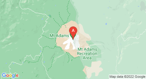 map of Mount Adams (4) (United States of America)