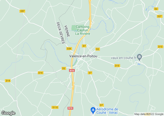 Map for Secteur: Messe, Deux Sevres