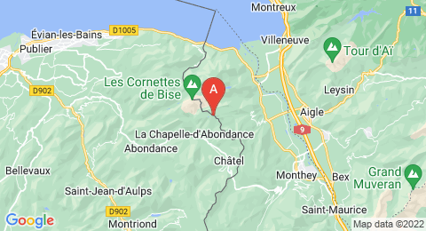 map of Le Linleu (France)