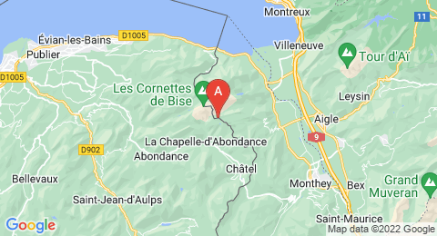 map of Sex du Coeur (France)
