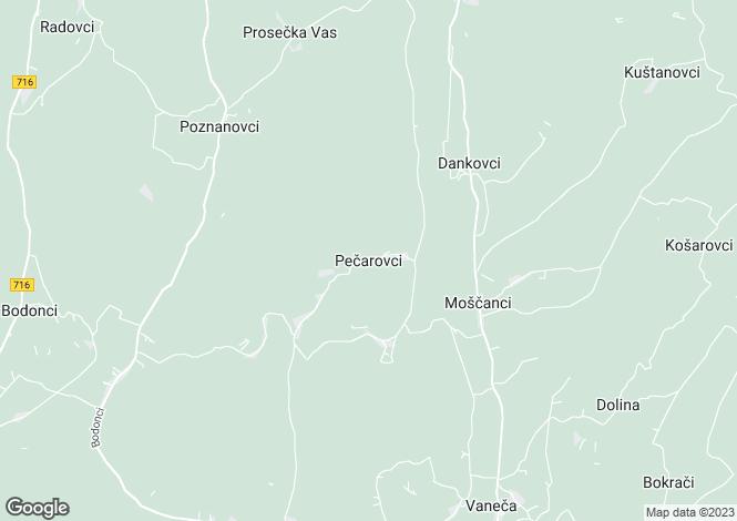 Map for Murska Sobota, Murska Sobota, Slovenia