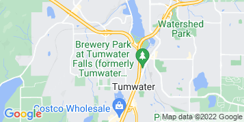 Tumwater Pressure Washing map