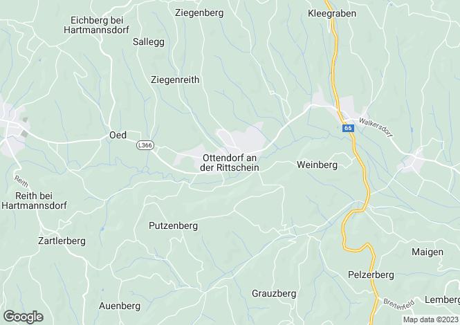 Map for Steiermark, Feldbach, Feldbach, Austria
