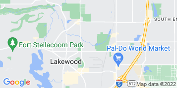 Lakewood Window Cleaning map