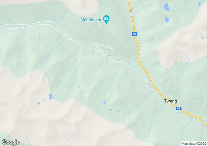 Map for 5562, Obertauern, Austria