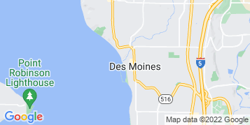 Des Moines Pressure Washing map
