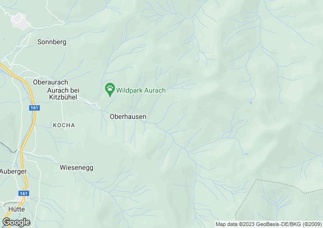 Map for Tyrol, Kitzbühel, Aurach bei Kitzbühel