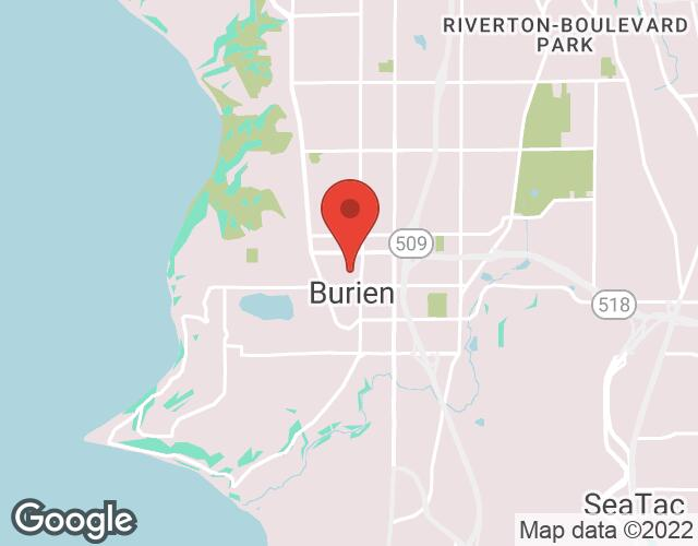 Burien map