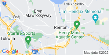 Renton Bird Control map