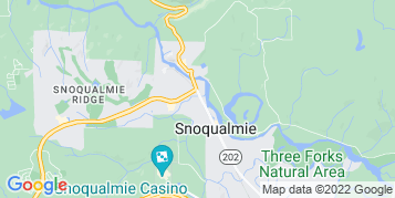 Snoqualmie Roof Cleaning map