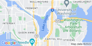 Eastlake Pressure Washing map