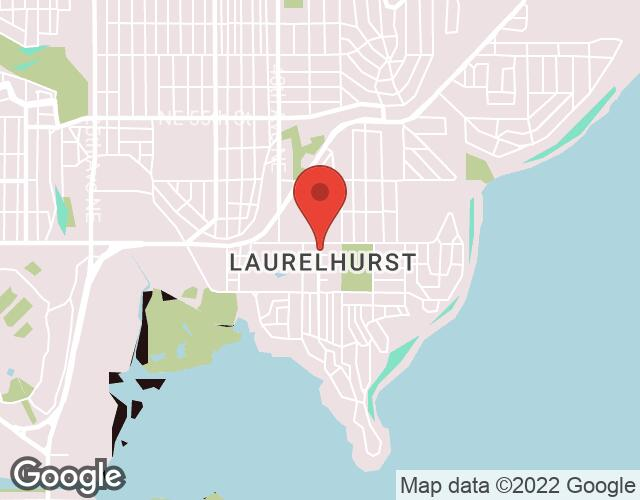 Laurelhurst map