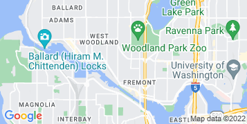 Fremont Window Cleaning map