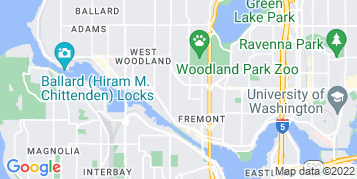 Fremont Roof Cleaning map