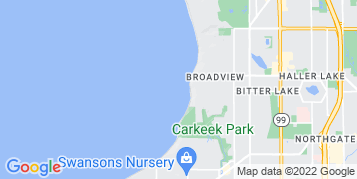 Broadview Roof Cleaning map