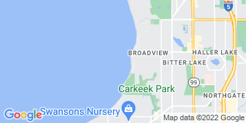 Broadview Gutter Cleaning map