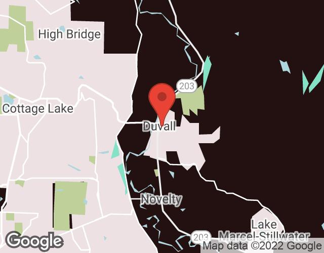Duvall map