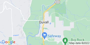 Duvall Pressure Washing map