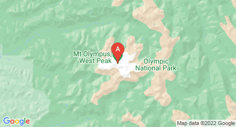 map of Mount Olympus (2) (United States of America)
