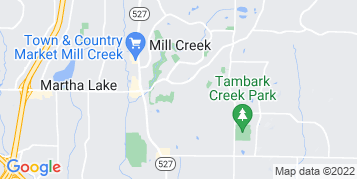 Mill Creek Bird Control map