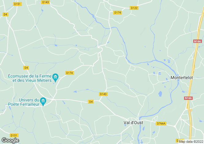 Map for quily, Morbihan, France