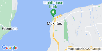 Mukilteo Roof Cleaning map