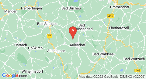 map of Atzenberger Höhe (Germany)