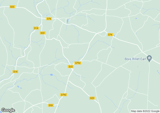 Map for st-gilles-du-mene, Côtes-d'Armor, France