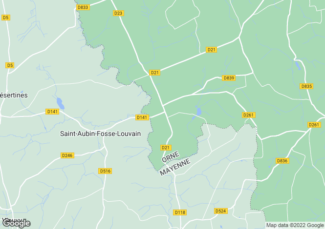 Map for L'Épinay-le-Comte ,Normandy ,France