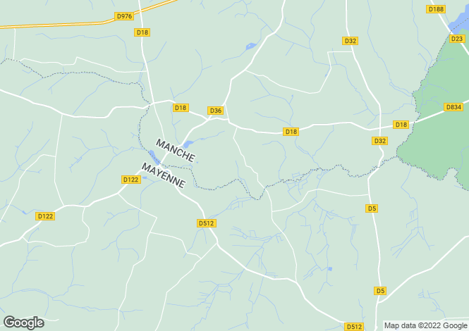 Map for heusse, Manche, France