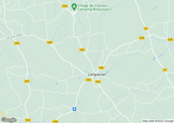 Map for languenan, Côtes-d'Armor, France