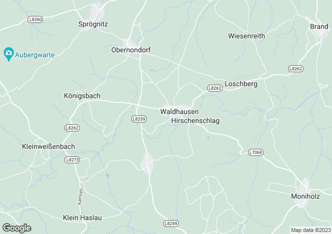 Map for Niederösterreich, Krems, Krems an der Donau, Austria