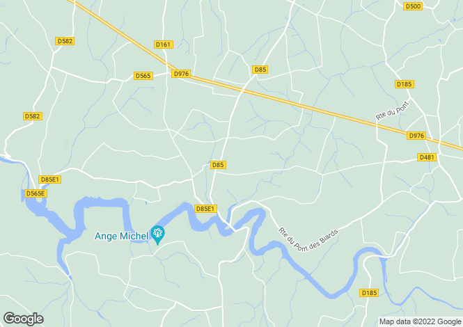 Map for Les-Biards, Manche, 50540, France